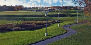 Walkway-Landis-Run-Intermediate-School-Campus-Design-Master-Plan-ELA-Group-Engineers