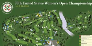 70-annual-united-states-women's-open-championship-map-designed-GIS